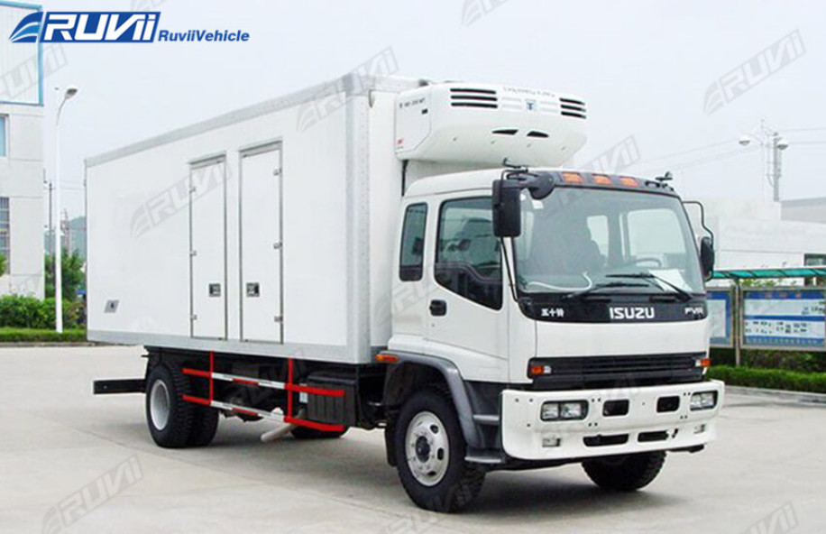 bf25a1c33c Why Customer Choose Ruvii Refrigerated Truck or Trailer